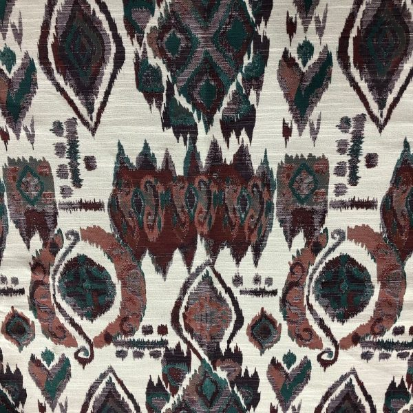 Abstract design fabric