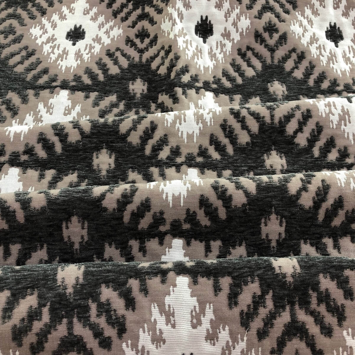 black and white sofa upholstery fabric