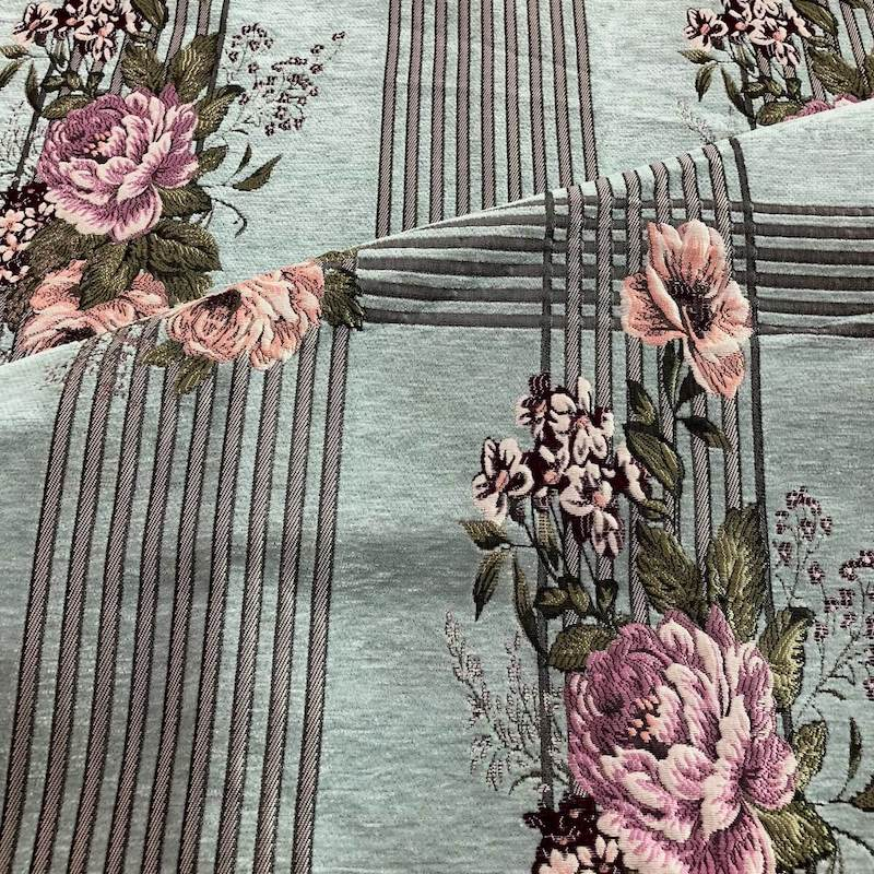 floral sofa upholstery fabric