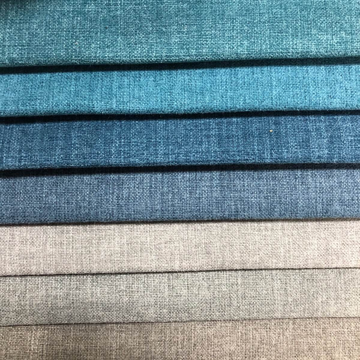 Linen Upholstery Fabric 100% Polyester   Sofa Fabric Manufacturer And Supplier In China