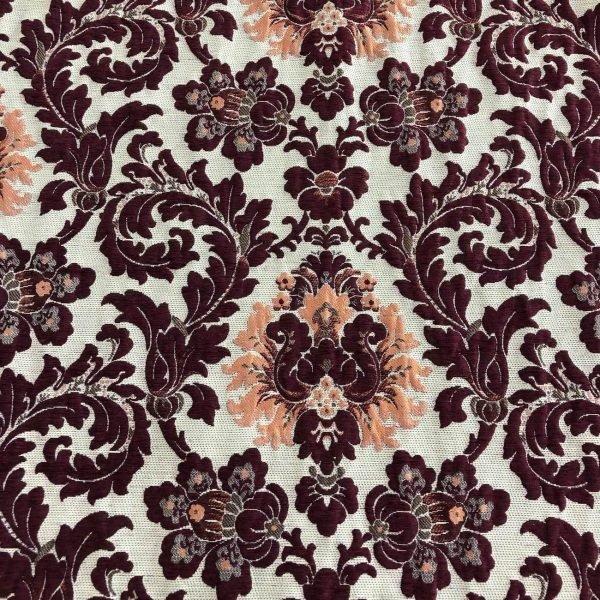 wine upholstery fabric