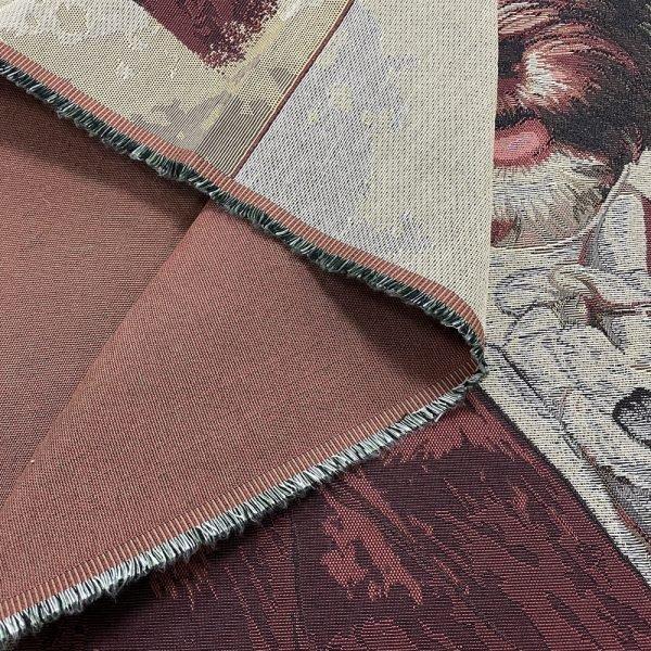back of fabric